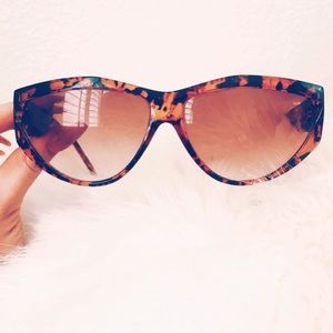 CLEARANCE | Vintage Crawford Sunglasses Amber Tint